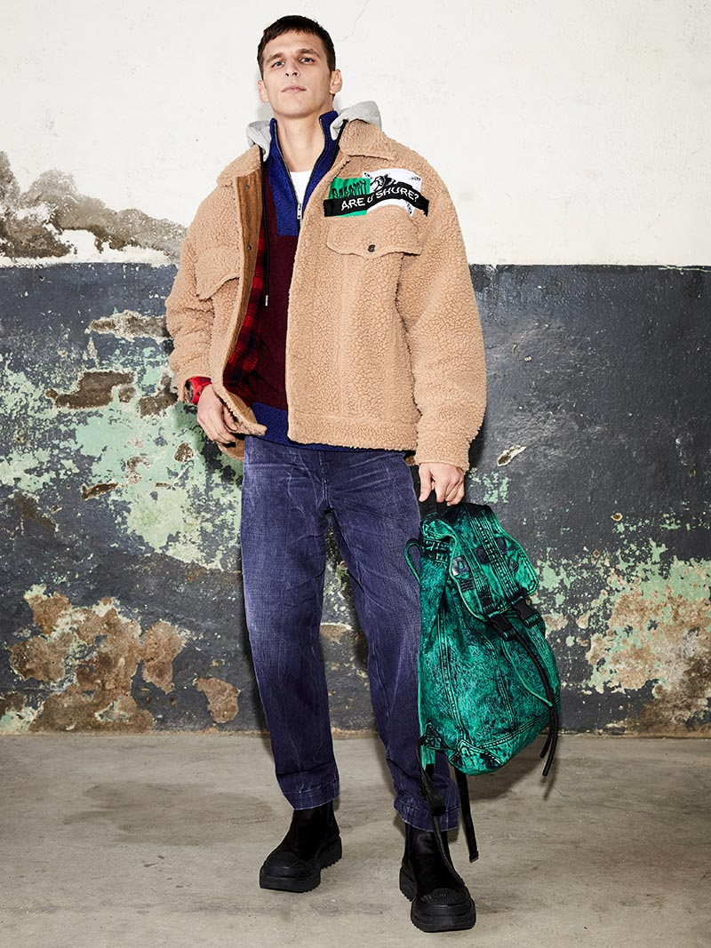Bags and Backpacks for Man Shop Now on Diesel.com