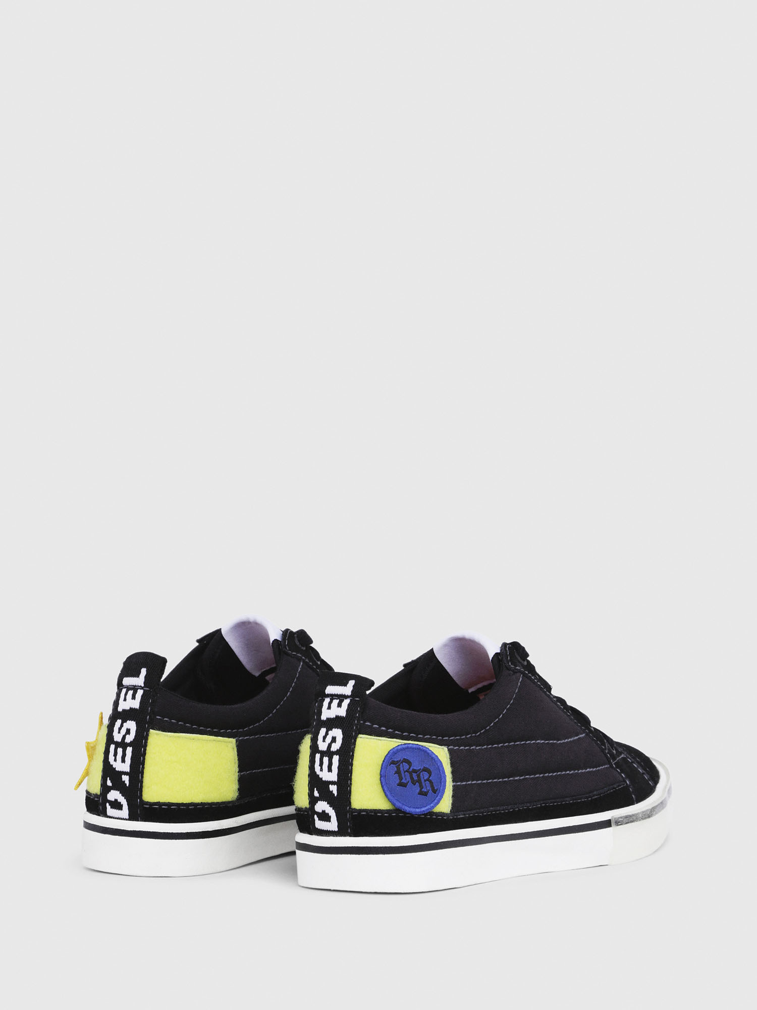 Diesel - D-VELOWS LOW PATCH W,  - Sneakers - Image 3