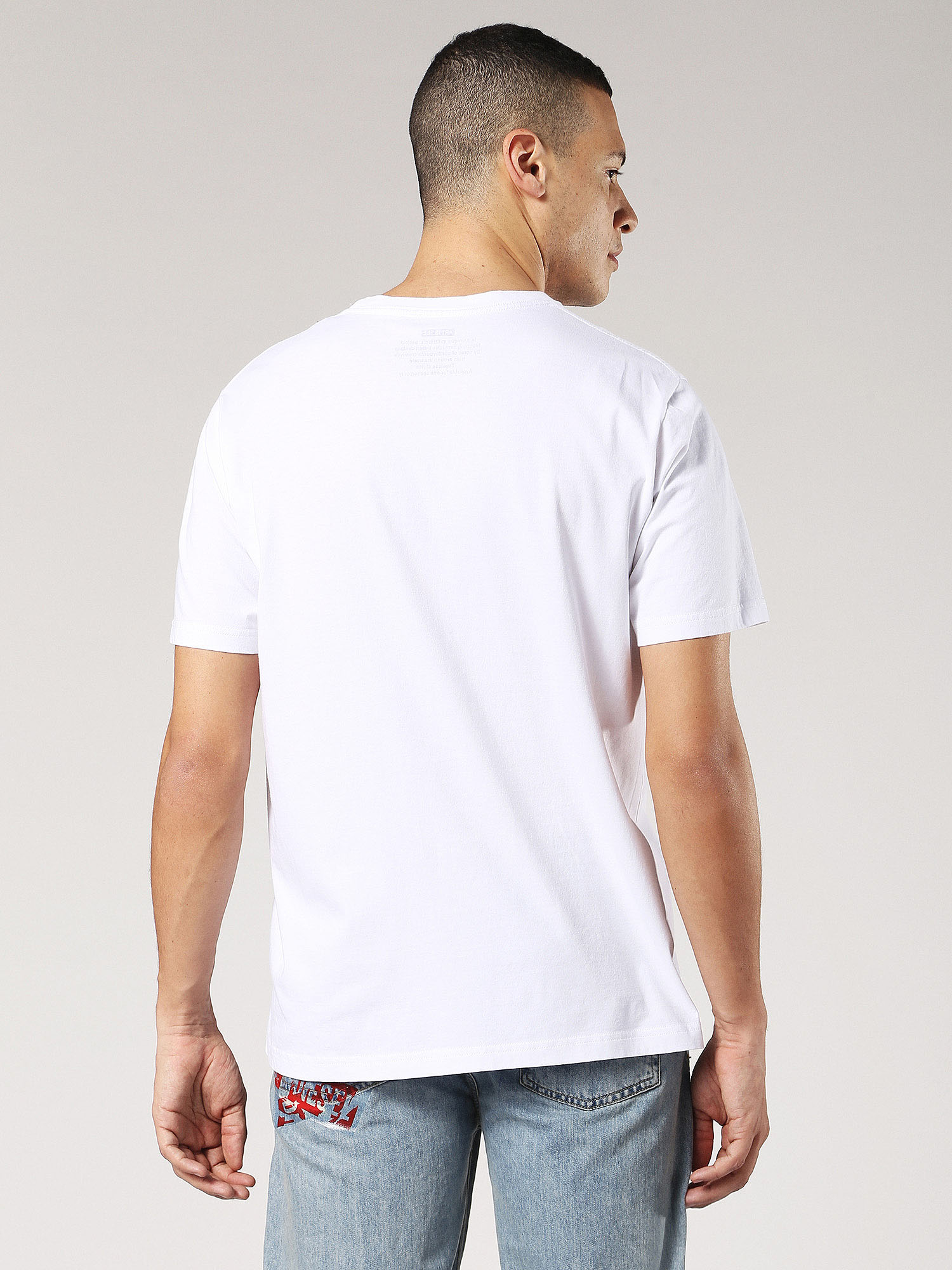 Diesel - T-JUST-SO,  - T-Shirts - Image 2