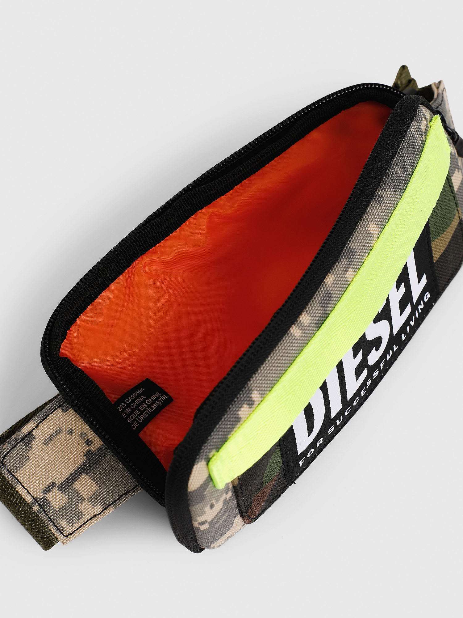 Diesel - BELT RUBBER CASE BIG,  - Continental Wallets - Image 4