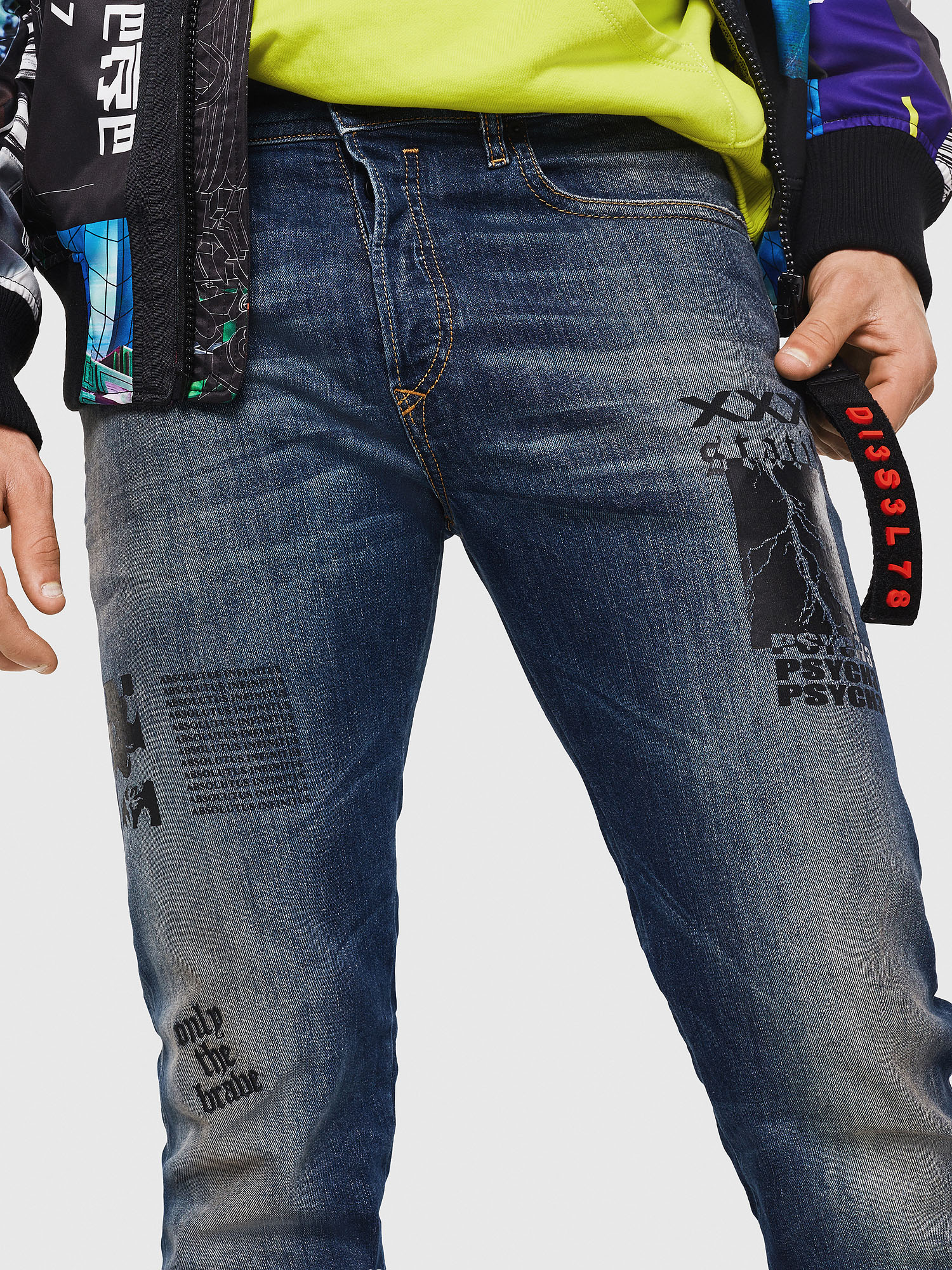 Diesel - Buster 087AW,  - Jeans - Image 3