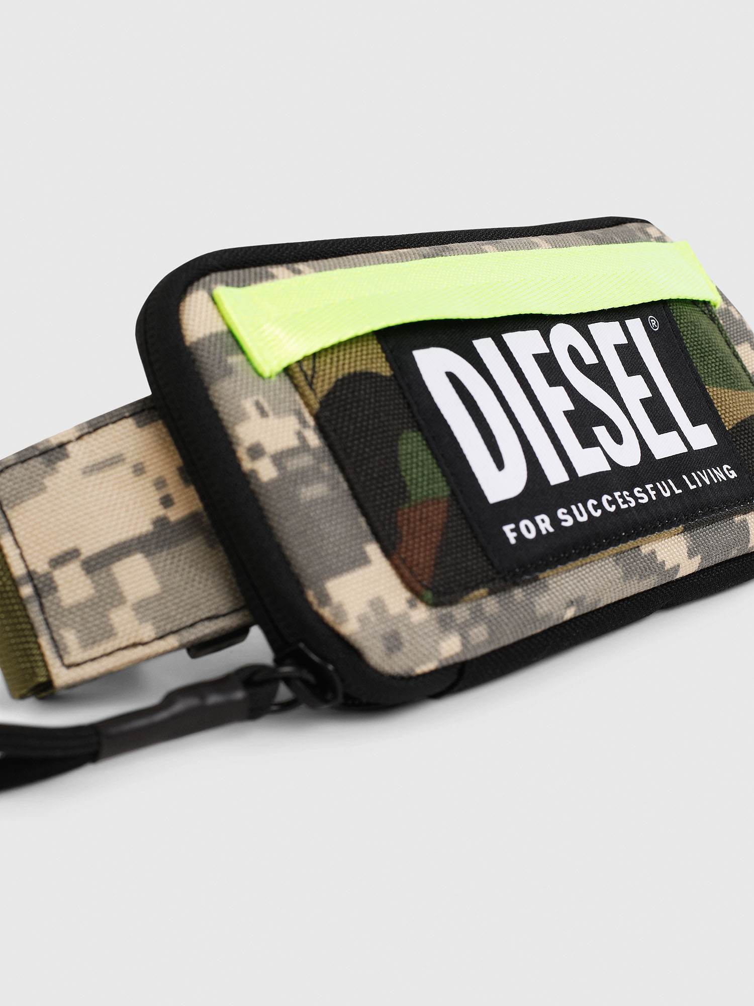 Diesel - BELT RUBBER CASE BIG,  - Continental Wallets - Image 5